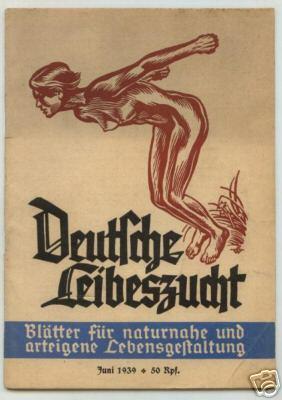 deutsche leibeszucht